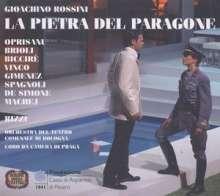 Gioacchino Rossini (1792-1868): La Pietra del Paragone, 3 CDs
