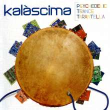 Kalàscima: Psychedelic Trance Tarantella, CD
