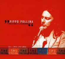 Pippo Pollina: Racconti E Canzoni - Live (CD + DVD), 1 CD und 1 DVD