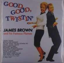 James Brown: Good, Good, Twistin' (180g), LP
