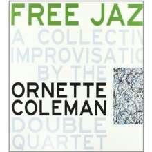 Ornette Coleman (1930-2015): Free Jazz (remastered) (180g), LP
