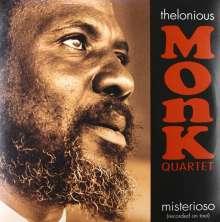 Thelonious Monk (1917-1982): Misterioso (180g), LP