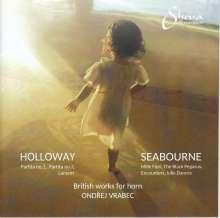 Peter Seabourne (geb. 1960): Kammermusik für Horn, CD