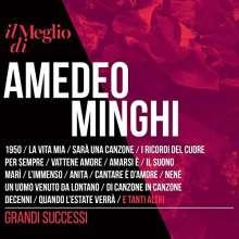 Amedeo Minghi: Il Meglio Di Amadeo.., 2 CDs