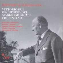 Vittorio Gui & Orchestra del Maggio Musicale Fiorentino, 2 CDs