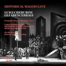 Luigi Cherubini (1760-1842): Gli Abencerragi, 2 CDs