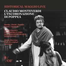 Claudio Monteverdi (1567-1643): L'incoronazione di Poppea, CD