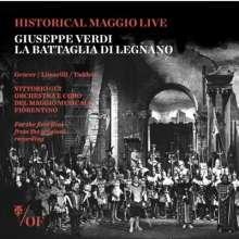 Giuseppe Verdi (1813-1901): La Battaglia di Legnano, 2 CDs