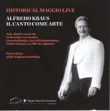 Alfredo Kraus - Il Canto Come Arte, 2 CDs