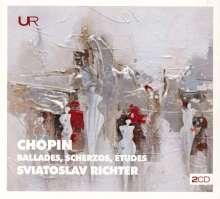 Frederic Chopin (1810-1849): Balladen Nr.1-4, 2 CDs