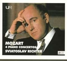 Wolfgang Amadeus Mozart (1756-1791): Klavierkonzerte Nr.9,20,22,27, 2 CDs