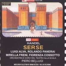 Georg Friedrich Händel (1685-1759): Xerxes, 2 CDs