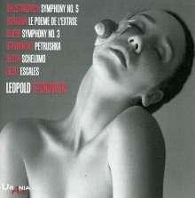 Leopold Stokowski dirigiert, 2 CDs