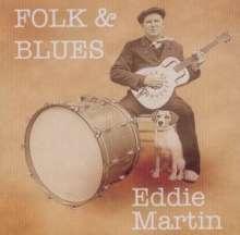 Eddie Martin: Folk & Blues, CD