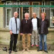 Julian Arguelles, John Taylor, Dave Holland & Martin France: Circularity, CD