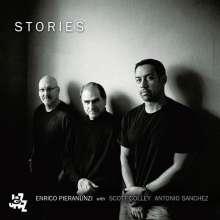 Enrico Pieranunzi (geb. 1949): Stories, CD