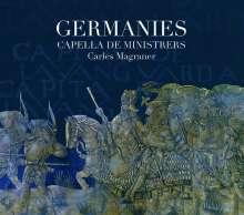 Germanies, CD