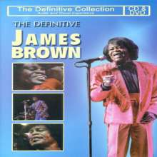 James Brown: Definitive James Brown, 2 CDs