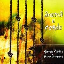 Cordini/Brandoni: Anema E Corde, CD