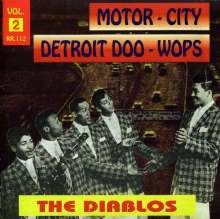 Diablos: Motorcity Detriot D.-W.2, CD