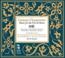 Gustave Charpentier (1860-1956): Music for the Prix de Rome, 2 CDs