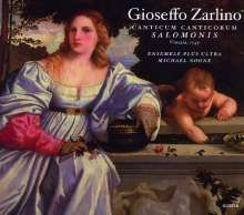 Gioseffo Zarlino (1517-1590): Canticum Canticorum Salomonis (Venedig 1549), CD