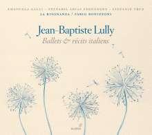 Jean-Baptiste Lully (1632-1687): Ballets & Recits Italiens, CD