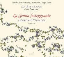 Antonio Vivaldi (1678-1741): La Senna festeggiante (1726), CD