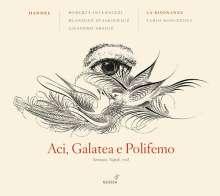 Georg Friedrich Händel (1685-1759): Aci, Galatea e Polifemo HWV 72 (1708), 2 CDs