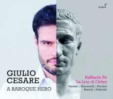 Raffaele Pe - Giulio Cesare, a Baroque Hero, CD