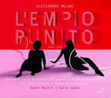 Alessandro Melani (1639-1703): L'Empio Punito, 3 CDs