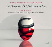 Marc-Antoine Charpentier (1643-1704): La Descente d'Orphee aux Enfers, CD