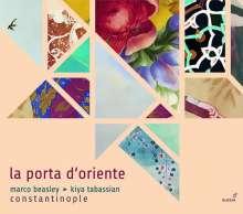 La Porta d'Oriente - The Manuscript of Ali Ufki, CD
