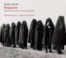 Orazio Vecchi (1550-1605): Requiem, CD