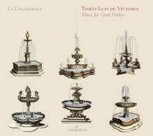 Tomas Louis de Victoria (1548-1611): Musik für Karfreitag - Ad Matutinum, CD