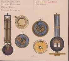 Jan Dismas Zelenka (1679-1745): Triosonaten ZWV 181 Nr.1-6, 2 CDs