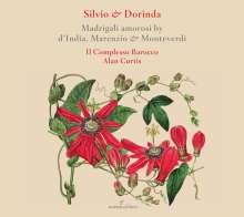 Sigismondo d'India (1582-1629): Madrigalbuch 8 (1624) (Ausz.), CD