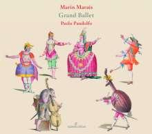 """Marin Marais (1656-1728): 3 Suiten für Viola da gamba - """"Grand Ballet"""", CD"""