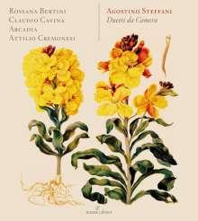 Agostino Steffani (1654-1728): Duetti da Camera, CD