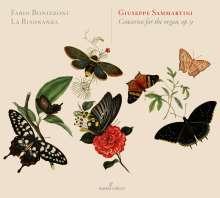 Giuseppe Sammartini (1695-1750): Orgelkonzerte op.9 Nr.1-4 (London 1754), CD