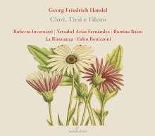 Georg Friedrich Händel (1685-1759): Clori,Tirsi e Fileno-Kantate HWV 96, CD