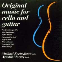 Musik f.Cello & Gitarre, CD