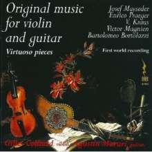 Gilles Colliard - Musik for Violine & Gitarre, CD