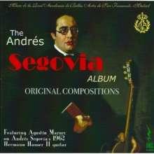 Andres Segovia (1893-1987): Gitarrenwerke, CD