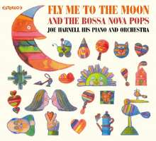 Joe Harnell: Fly Me To The Moon, CD