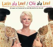 Peggy Lee (1920-2002): Latin Ala Lee! / Olé Ala Lee!, CD