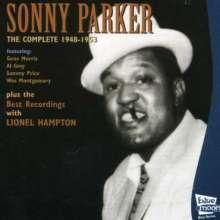 Sonny Parker: The Complete 1948 - 1953, CD