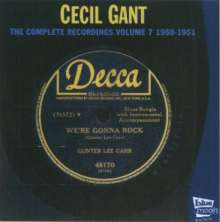 Cecil Gant: Complete Recordings Vol. 7, CD