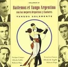 Tangos Solamente Vol.1, CD