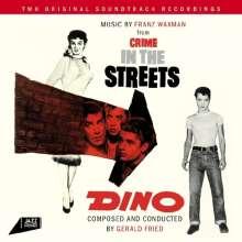 Franz Waxman (1906-1967): Filmmusik: Crime In The Streets / Dino, CD